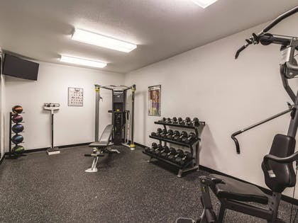 Health club | La Quinta Inn & Suites by Wyndham Fargo-Medical Center