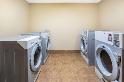 Laundry | La Quinta Inn & Suites by Wyndham Floresville
