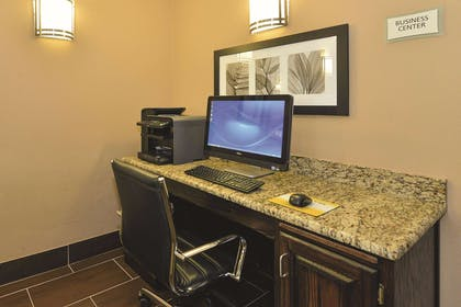Business Center | La Quinta Inn & Suites by Wyndham Indianapolis Greenwood