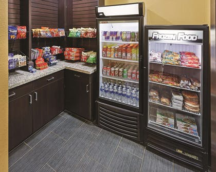 Pantry | La Quinta Inn & Suites by Wyndham Jourdanton - Pleasanton