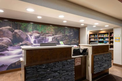 Lobby | La Quinta Inn & Suites by Wyndham Pigeon Forge
