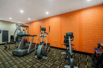 Health club | La Quinta Inn & Suites by Wyndham Glendive