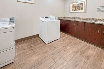 Laundry | La Quinta Inn & Suites by Wyndham Logan