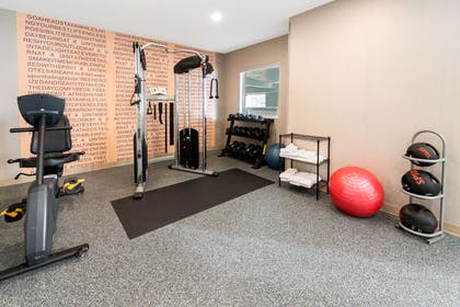 Health club | La Quinta Inn & Suites by Wyndham Logan