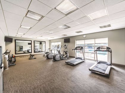 Health club | La Quinta Inn & Suites by Wyndham San Antonio Downtown