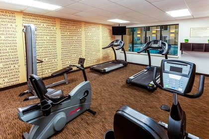 Health club | La Quinta Inn & Suites by Wyndham Milwaukee Bayshore Area