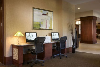 Business Center | Las Palmeras by Hilton Grand Vacations