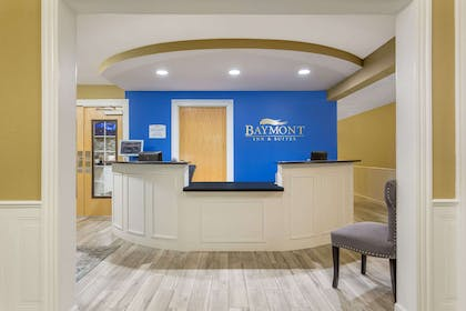 Lobby | Baymont by Wyndham Spokane Valley