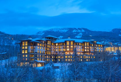 Exterior Snow | Viceroy Snowmass