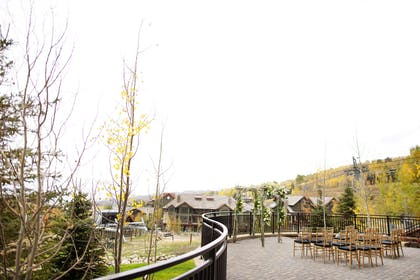 Ballroom Terrace | Viceroy Snowmass