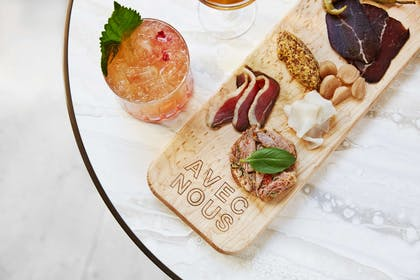 Charcuterie Courtesy of DYLAN JENI | L'Ermitage Beverly Hills