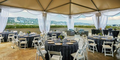 VLBH EVENTS ROOFTOP | L'Ermitage Beverly Hills