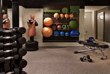 Fitness Center | Hotel Zetta San Francisco