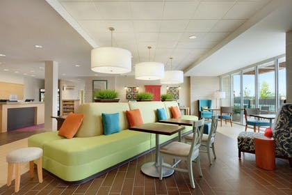 Lobby | Home2 Suites by Hilton Durham Chapel Hill