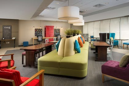 Reception   Home2 Suites by Hilton Arundel Mills/BWI Airport