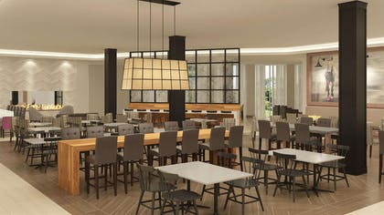 Restaurant | Embassy Suites by Hilton Berkeley Heights