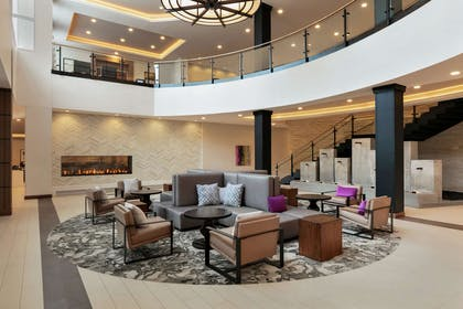 Lobby | Embassy Suites by Hilton Berkeley Heights