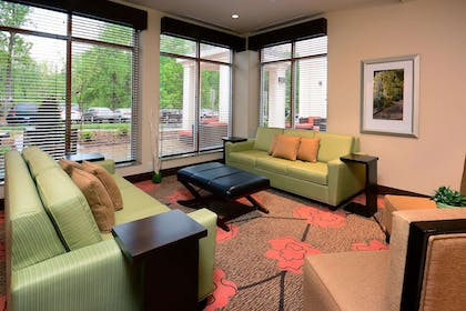 Reception | Hilton Garden Inn Greensboro Airport