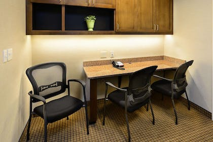Business Center | Hilton Garden Inn Greensboro Airport