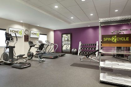 Health club | Home2 Suites by Hilton West Monroe