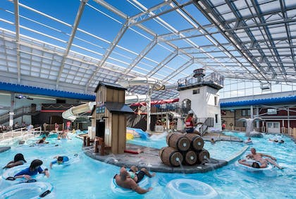 Indoor Water Park | Cape Codder Resort and Spa