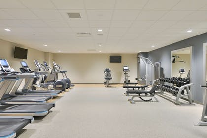 Health club | The Lismore Hotel Eau Claire - a DoubleTree by Hilton Hotel