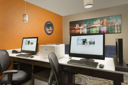 Business Center | Homewood Suites by Hilton Metairie New Orleans