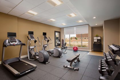 Health club | Hilton Garden Inn Lubbock