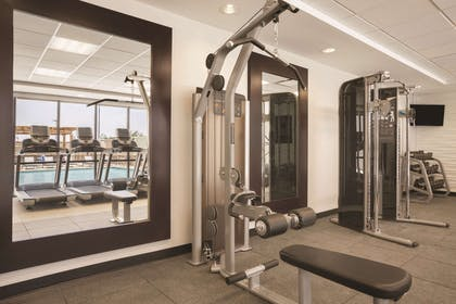 Health club fitness center gym | Embassy Suites by Hilton McAllen Convention Center