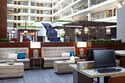 Reception | The District by Hilton Club