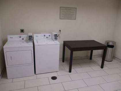 Guest Laundry Facility   Best Western Plus Executive Residency Elk City