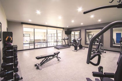Health club | La Quinta Inn & Suites by Wyndham Pampa