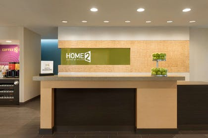 Reception | Home2 Suites by Hilton Milwaukee Brookfield