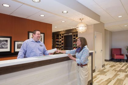 Reception | Hampton Inn & Suites Phoenix East Mesa