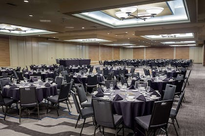 Meeting Room | DoubleTree by Hilton Hotel Billings