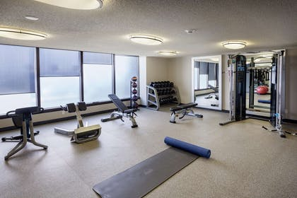 Health club | DoubleTree by Hilton Hotel Billings
