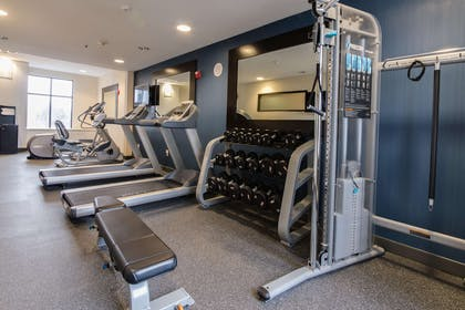 Health club | Hampton Inn White House