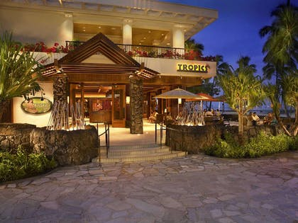 Restaurant | The Grand Islander by Hilton Grand Vacations