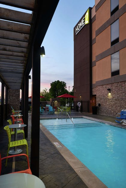 Pool   Home2 Suites by Hilton Muskogee