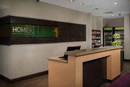 Reception   Home2 Suites by Hilton Muskogee