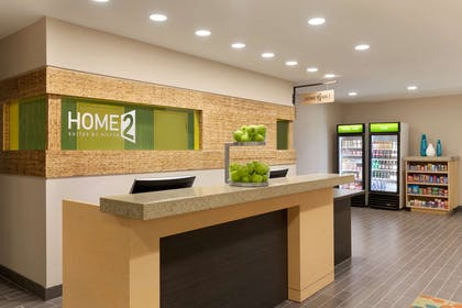 Lobby | Home2 Suites by Hilton Waco