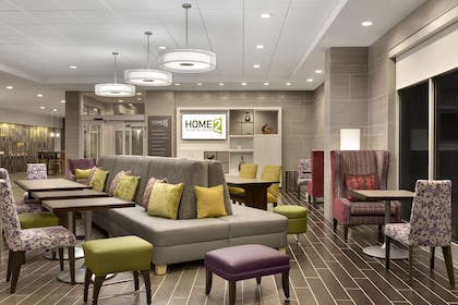 Reception | Home2 Suites by Hilton Greenville Downtown