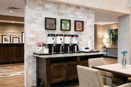 Reception | Hampton Inn & Suites Hudson