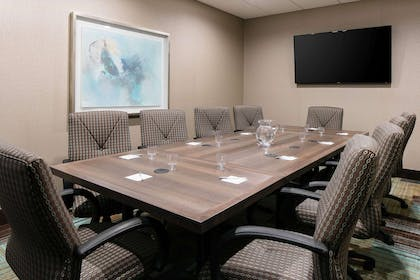 Meeting Room | Hampton Inn & Suites Hudson