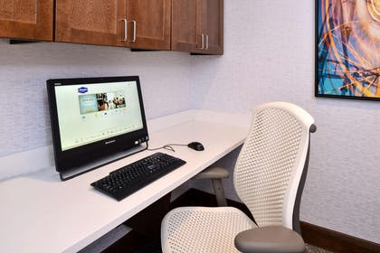 Business Center | Hampton Inn & Suites Cincinnati-Mason