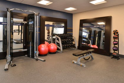 Health club | Hampton Inn & Suites Cincinnati-Mason
