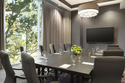 Meeting Room | Embassy Suites by Hilton Greenville Downtown Riverplace