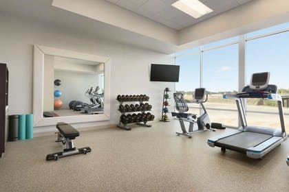 Health club | Embassy Suites by Hilton Greenville Downtown Riverplace