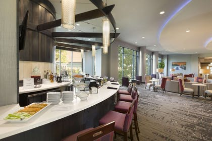 Restaurant | Embassy Suites by Hilton Greenville Downtown Riverplace