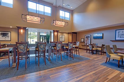 Reception | Hampton Inn & Suites Cazenovia